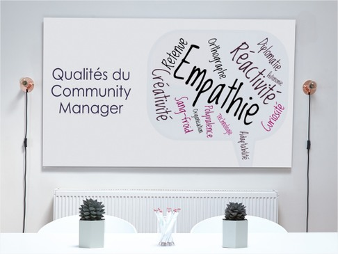 iae formateur community manager grenoble